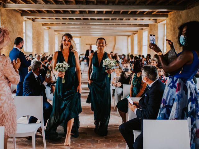 Le mariage de Julien et Julie à Witry-lès-Reims, Marne 56