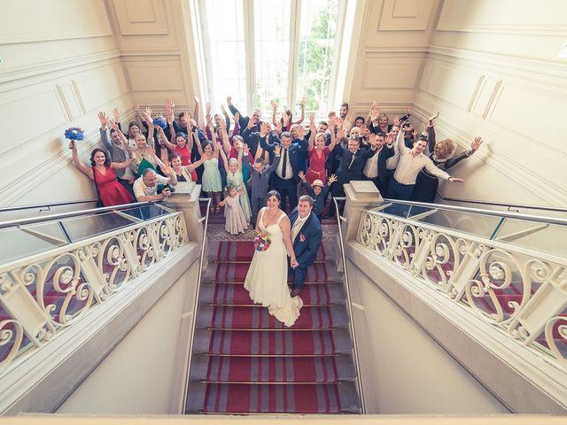 Le mariage de Etienne et Claire à Illkirch-Graffenstaden, Bas Rhin 8
