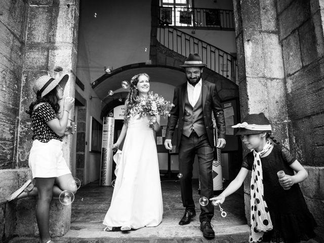 Le mariage de Luc et Marion à Salins-les-Bains, Jura 2