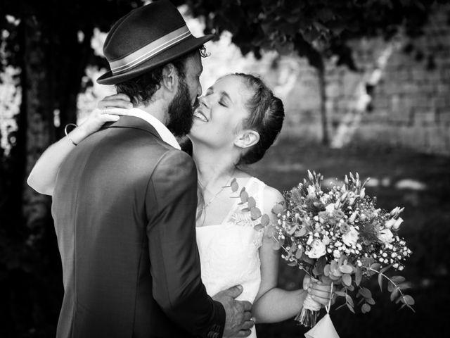 Le mariage de Luc et Marion à Salins-les-Bains, Jura 3