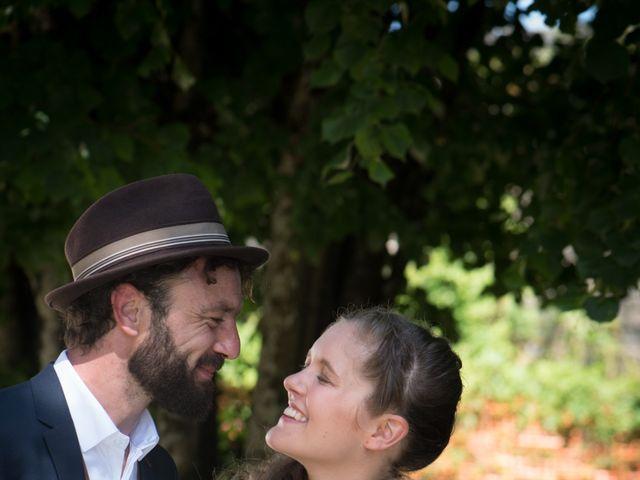 Le mariage de Luc et Marion à Salins-les-Bains, Jura 4