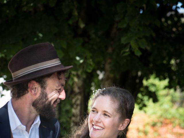 Le mariage de Luc et Marion à Salins-les-Bains, Jura 5