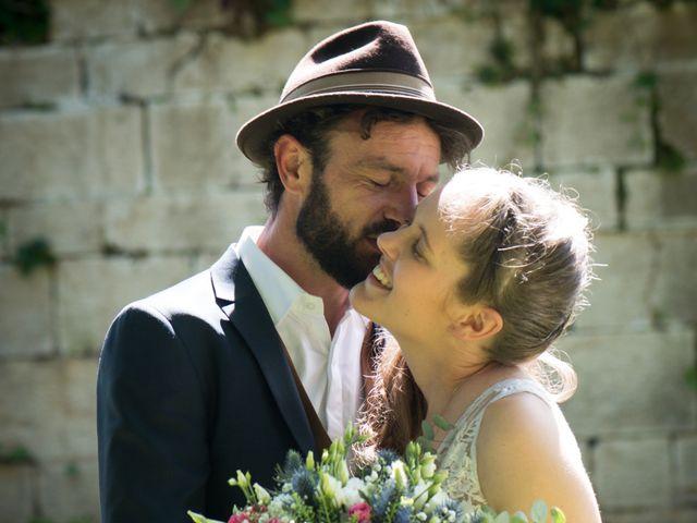 Le mariage de Luc et Marion à Salins-les-Bains, Jura 7