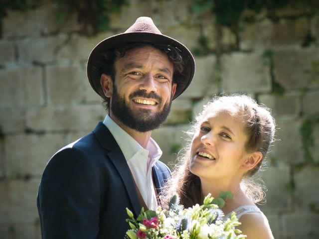 Le mariage de Luc et Marion à Salins-les-Bains, Jura 9