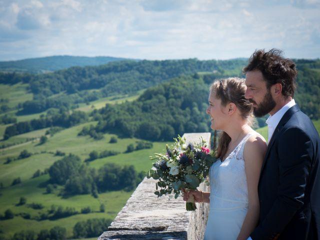 Le mariage de Luc et Marion à Salins-les-Bains, Jura 10