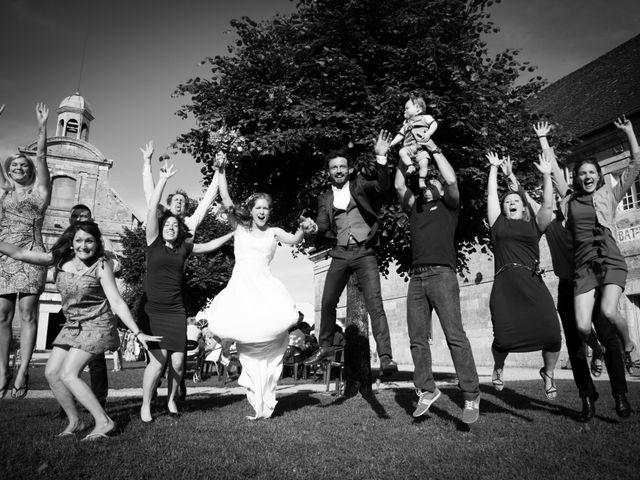 Le mariage de Luc et Marion à Salins-les-Bains, Jura 17
