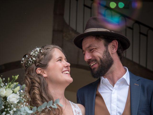 Le mariage de Luc et Marion à Salins-les-Bains, Jura 20