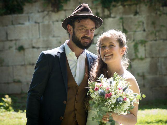 Le mariage de Luc et Marion à Salins-les-Bains, Jura 22