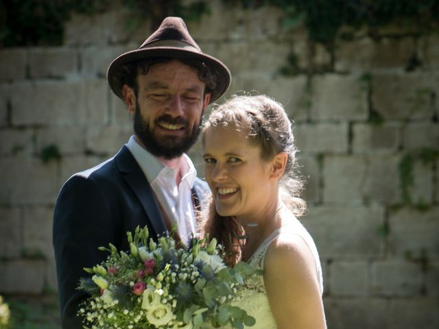 Le mariage de Luc et Marion à Salins-les-Bains, Jura 23