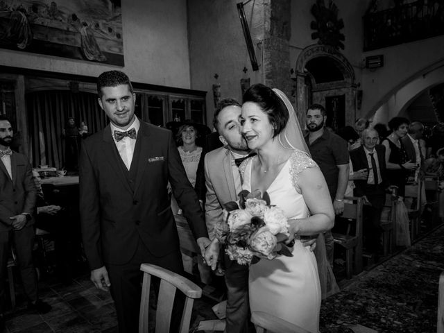 Le mariage de QUENTIN et ALEXANDRA à Baho, Pyrénées-Orientales 26