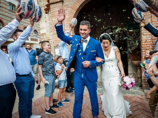 Le mariage de QUENTIN et ALEXANDRA à Baho, Pyrénées-Orientales 36