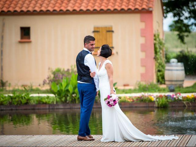 Le mariage de QUENTIN et ALEXANDRA à Baho, Pyrénées-Orientales 38