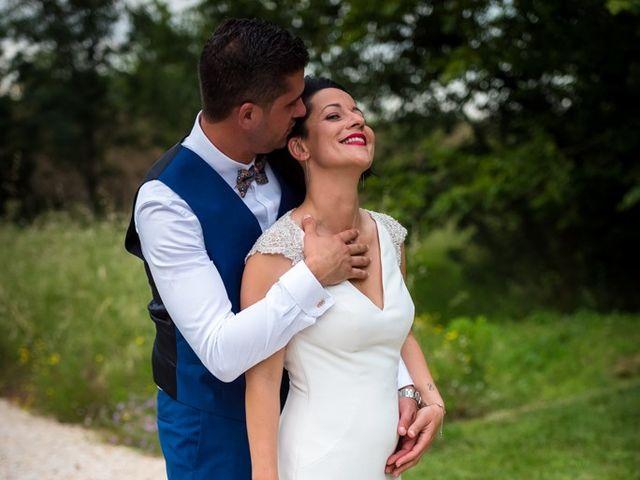 Le mariage de QUENTIN et ALEXANDRA à Baho, Pyrénées-Orientales 40