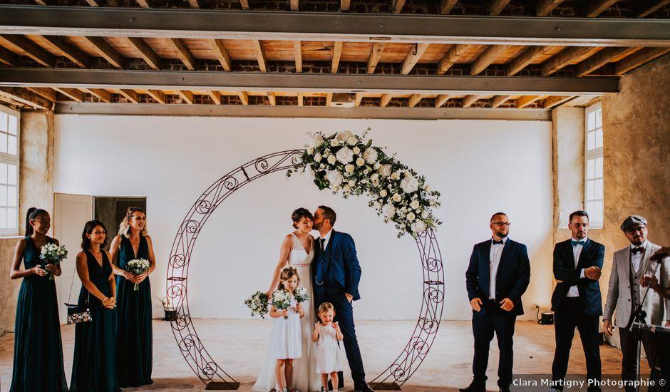 Le mariage de Julien et Julie à Witry-lès-Reims, Marne