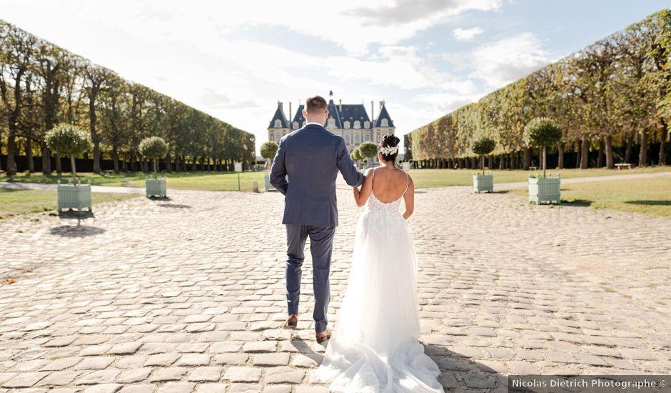 Le mariage de Anthony et Sabrina à Rungis, Val-de-Marne