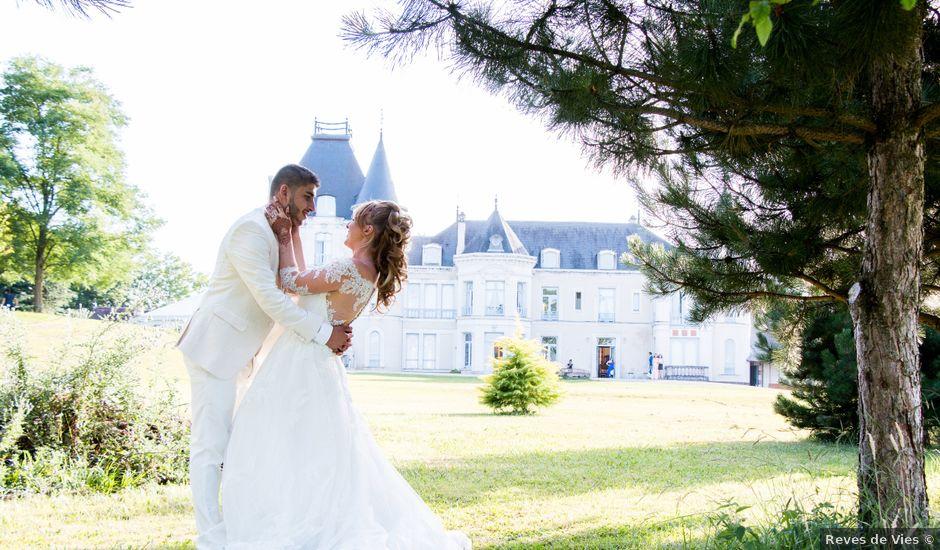 Le mariage de DJIBRIL et MANON à Villeneuve-sur-Yonne, Yonne