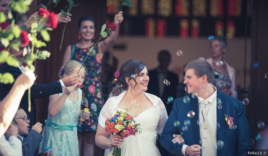Le mariage de Etienne et Claire à Illkirch-Graffenstaden, Bas Rhin