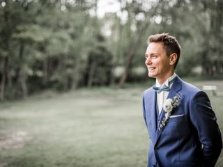 Le mariage de Claire et Eric 1