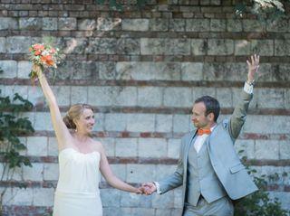 Le mariage de Agathe et Thomas