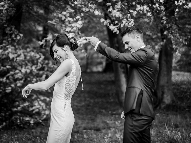 Le mariage de Eric et Claire à Haguenau, Bas Rhin 5