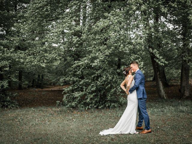 Le mariage de Eric et Claire à Haguenau, Bas Rhin 7