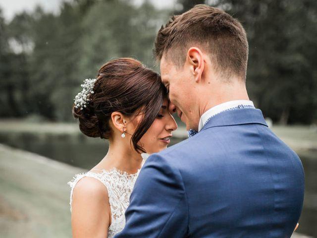 Le mariage de Eric et Claire à Haguenau, Bas Rhin 10