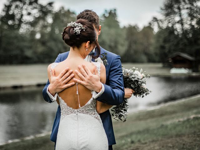 Le mariage de Eric et Claire à Haguenau, Bas Rhin 11