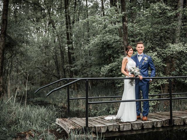 Le mariage de Eric et Claire à Haguenau, Bas Rhin 15