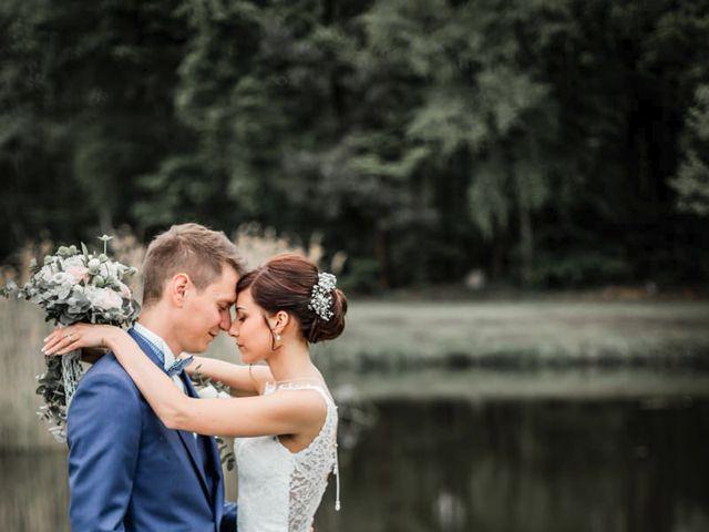 Le mariage de Eric et Claire à Haguenau, Bas Rhin 16