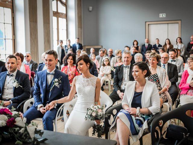Le mariage de Eric et Claire à Haguenau, Bas Rhin 28
