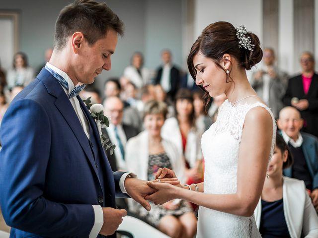 Le mariage de Eric et Claire à Haguenau, Bas Rhin 33