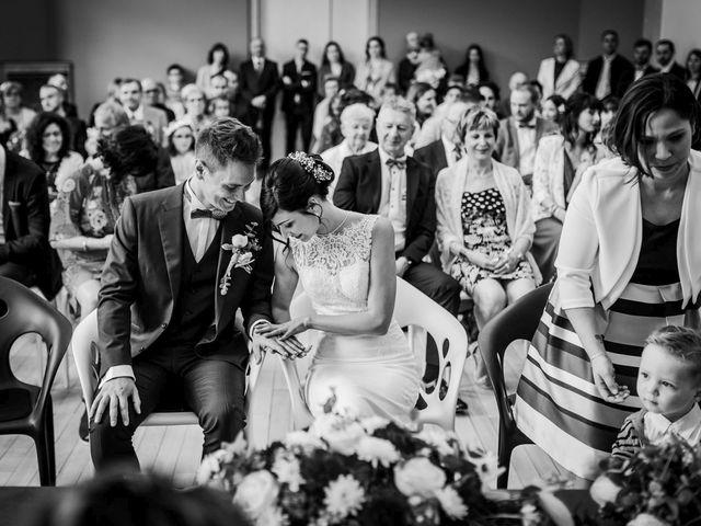Le mariage de Eric et Claire à Haguenau, Bas Rhin 34