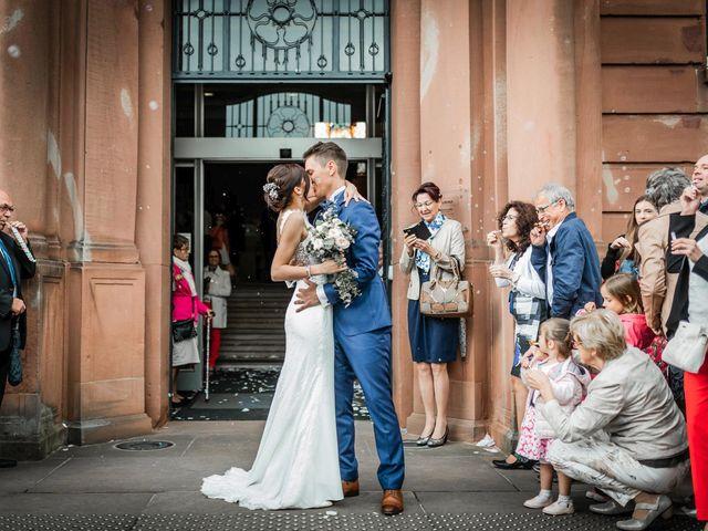 Le mariage de Eric et Claire à Haguenau, Bas Rhin 37