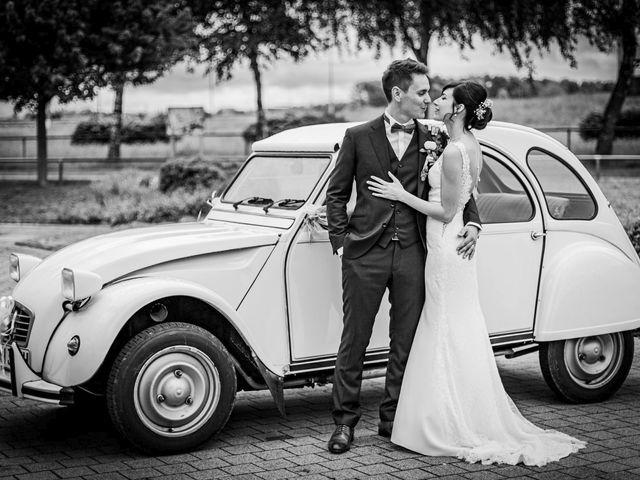 Le mariage de Eric et Claire à Haguenau, Bas Rhin 49