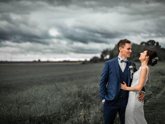 Le mariage de Eric et Claire à Haguenau, Bas Rhin 1