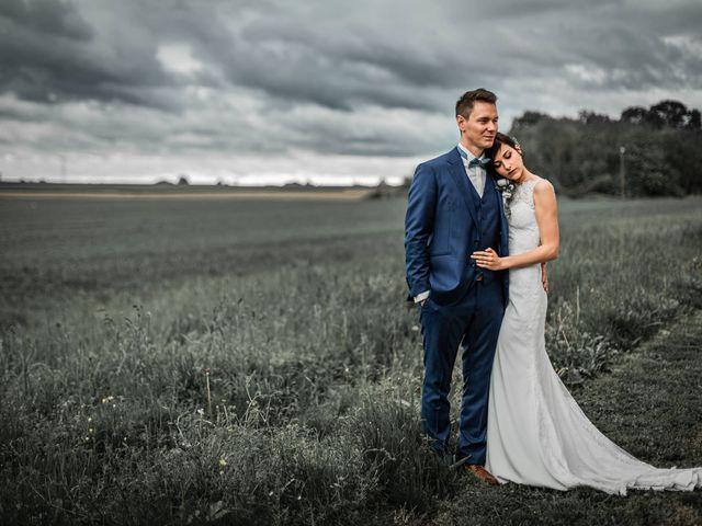 Le mariage de Claire et Eric