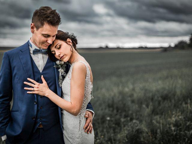 Le mariage de Eric et Claire à Haguenau, Bas Rhin 57