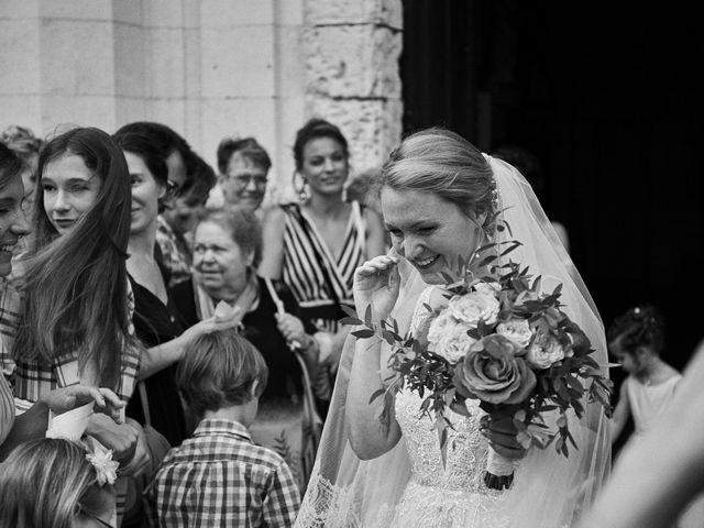 Le mariage de Maxime et Cindy à Loudun, Vienne 9