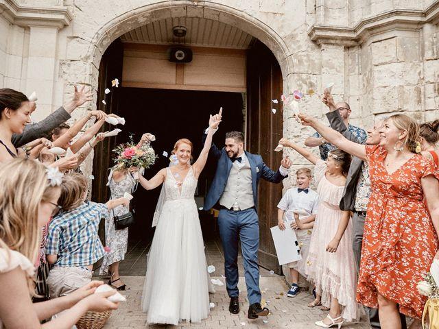 Le mariage de Cindy et Maxime