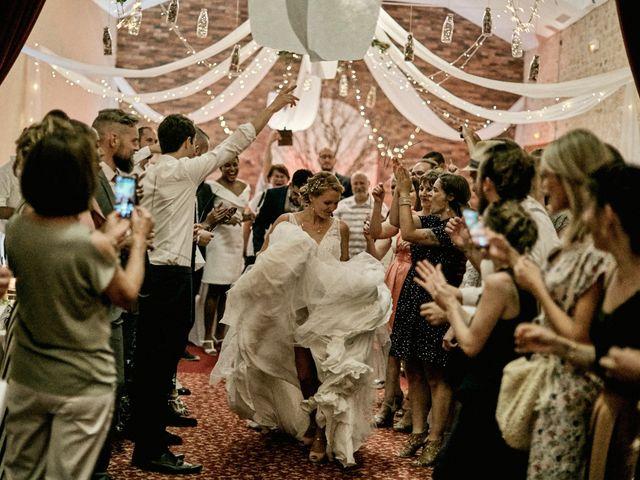 Le mariage de Maxime et Cindy à Loudun, Vienne 17