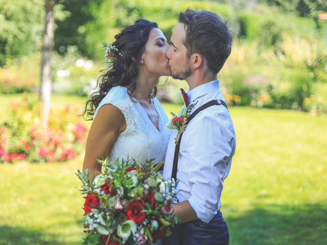 Le mariage de Ixchel et Antoine