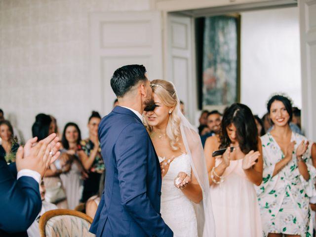 Le mariage de Tayeb et Soléne à Saint-Julien-en-Genevois, Haute-Savoie 12