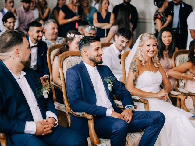 Le mariage de Tayeb et Soléne à Saint-Julien-en-Genevois, Haute-Savoie 13