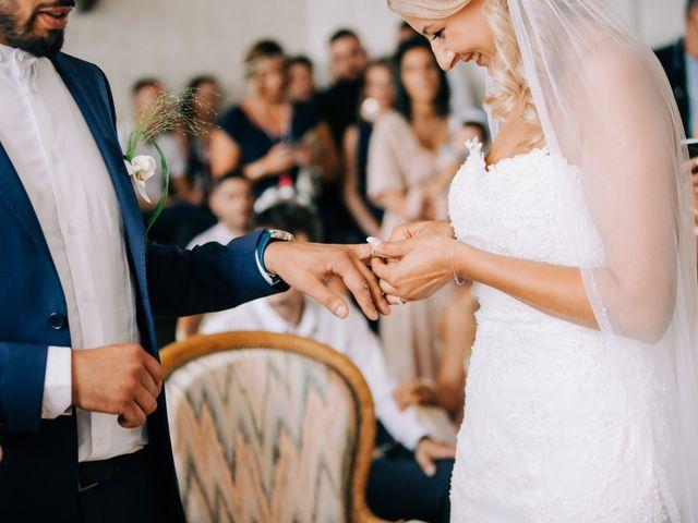 Le mariage de Tayeb et Soléne à Saint-Julien-en-Genevois, Haute-Savoie 15