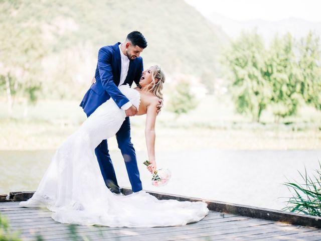 Le mariage de Tayeb et Soléne à Saint-Julien-en-Genevois, Haute-Savoie 18