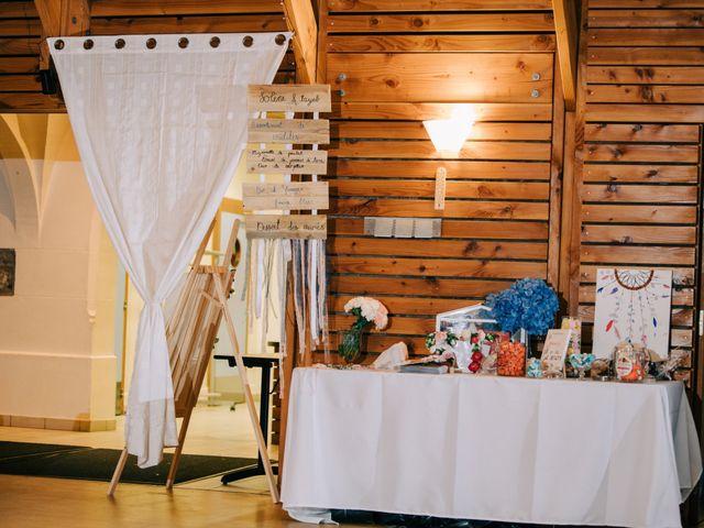 Le mariage de Tayeb et Soléne à Saint-Julien-en-Genevois, Haute-Savoie 21
