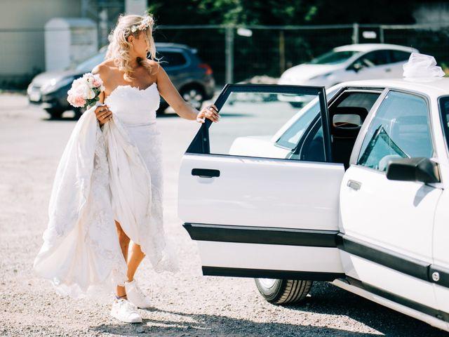 Le mariage de Tayeb et Soléne à Saint-Julien-en-Genevois, Haute-Savoie 26