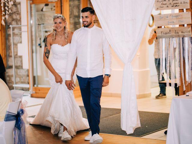 Le mariage de Tayeb et Soléne à Saint-Julien-en-Genevois, Haute-Savoie 28