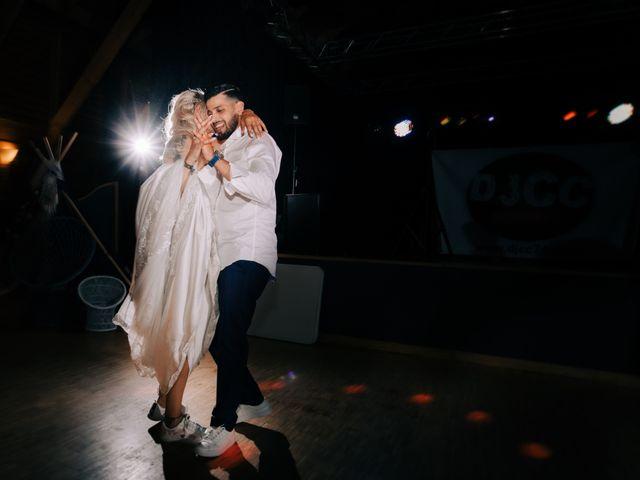 Le mariage de Tayeb et Soléne à Saint-Julien-en-Genevois, Haute-Savoie 31