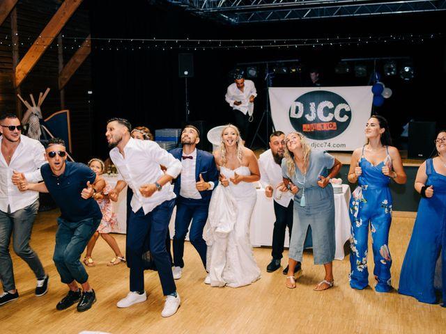 Le mariage de Tayeb et Soléne à Saint-Julien-en-Genevois, Haute-Savoie 33